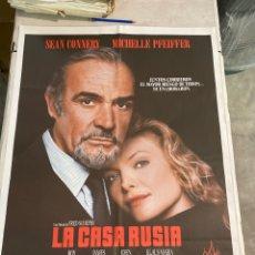 Cine: LA CASA RUSIA. Lote 244965720