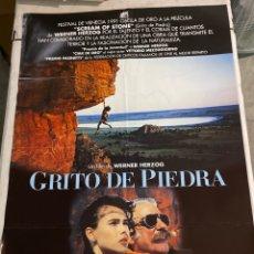 Cine: GRITO DE PIEDRA. Lote 244966095