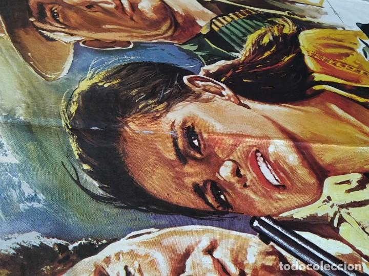 Cine: CARTEL CINE POSTER ORIGINAL - LOS PROFESIONALES BURT LANCASTER - LEE MARVIN 1975 - MAC ...L3423 - Foto 4 - 245094710