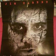 Cine: PÓSTER EL NÚMERO 23. JIM CARREY.. Lote 245130265