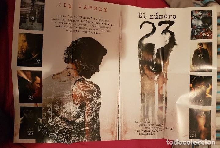 Cine: Póster El número 23. Jim Carrey. - Foto 2 - 245130265
