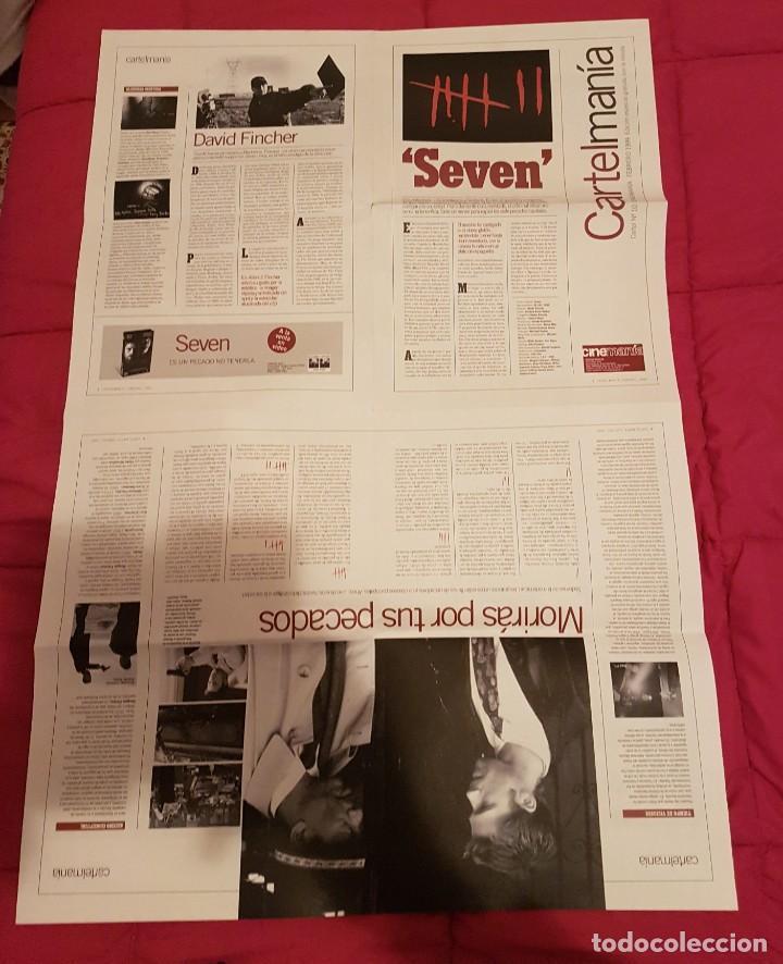 Cine: Póster película Seven. - Foto 2 - 245130365