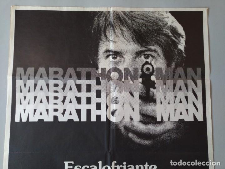 Cine: CARTEL CINE POSTER ORIGINAL - MARATHON MAN - AÑO 1976 .. L3436 - Foto 2 - 245275985