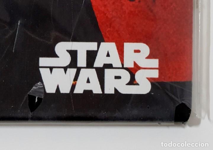 Cine: Fascinante póster de metal con arte de Star Wars con licencia oficial, Poster Nº 225, Firmado Master - Foto 2 - 245308355