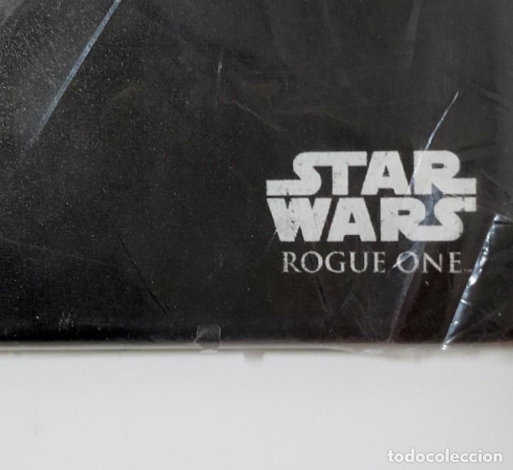 Cine: Fascinante póster de metal con arte de Star Wars con licencia oficial, Poster Nº 180, Firmado Master - Foto 2 - 245308670
