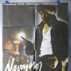 Cine: NAVAJEROS, JOSE LUIS MANZANO, ELOY DE LA IGLESIA - AÑO 1980. Lote 245350290
