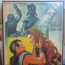 Cine: CARTEL ORIGINAL DE EPOCA - LA HISTORIA DE RUTH -,SOLIGO - ENMARCADO. Lote 245968640