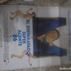 Cine: EL DISPARATADO SUPER AGENTE 86. DON ADAMS, SYLVIA KRISTEL, RHONDA FLEMING. AÑO 1980.. Lote 245991710