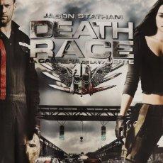 Cine: PÓSTER DEATH RACE - LA CARRERA DE LA MUERTE. Lote 245997455