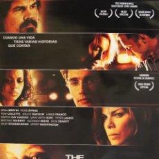 Cine: PÓSTER THE DEAD GIRL. Lote 245998995