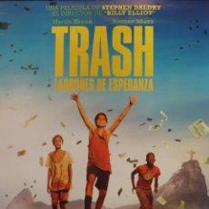 Cine: PÓSTER TRASH - LADRONES DE ESPERANZA. Lote 245999555