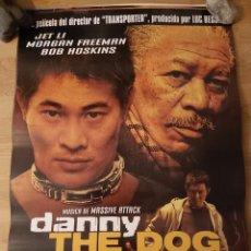 Cine: DANNY THE DOG - APROX 70X100 CARTEL ORIGINAL CINE (L83). Lote 246355115