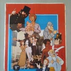 Cine: CARTEL CINE ORIGINAL - EL PEQUEÑO CONVICTO - ROLF HARRIS - AÑO 1979 ...L3482. Lote 246445540