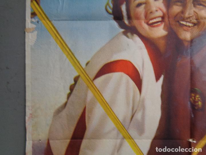 Cine: AAT83 AMOR BAJO CERO TONY LEBLANC CONCHA VELASCO ESQUI SKIING POSTER ORIGINAL 70X100 ESTRENO - Foto 3 - 246488065