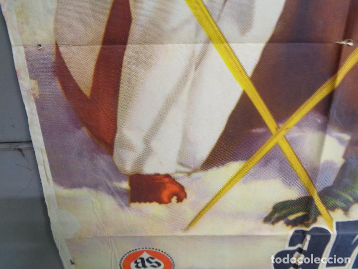 Cine: AAT83 AMOR BAJO CERO TONY LEBLANC CONCHA VELASCO ESQUI SKIING POSTER ORIGINAL 70X100 ESTRENO - Foto 4 - 246488065