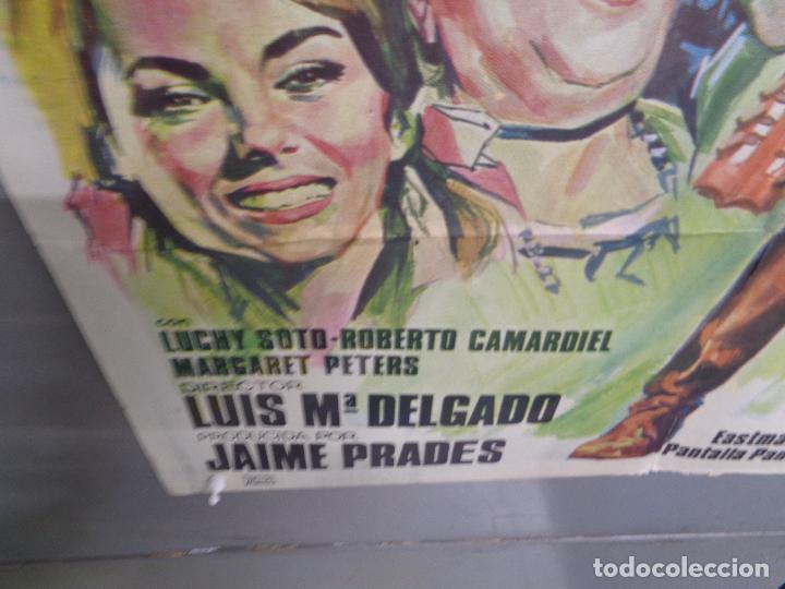 Cine: CDO 9230 HAMELIN MIGUEL RIOS JANO POSTER ORIGINAL ESTRENO 70X100 - Foto 5 - 246552195