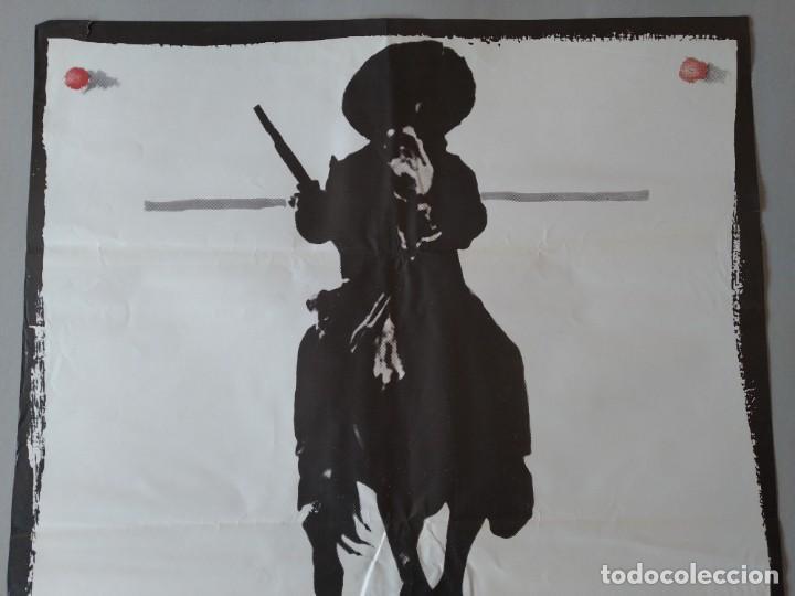 Cine: CARTEL CINE ORIGINAL - EL RETORNO DE RINGO - GIULIANO GEMMA - FERNANDO SANCHO AÑO 1966...L3554 - Foto 2 - 247053955