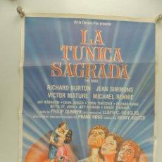 Cinema: CARTEL DE CINE – LA TUNICA SAGRADA. Lote 247089480