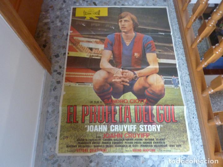 POSTER (Cine - Posters y Carteles - Deportes)