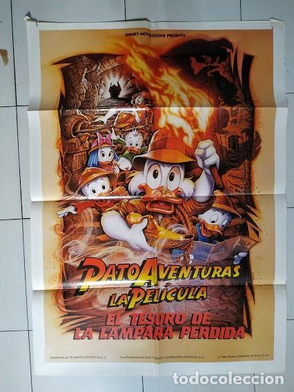 Cine: AAU76 WALT DISNEY ANIMACION COLECCION 20 POSTERS ORIGINALES ESPAÑOLES 70X100 - Foto 12 - 247210180