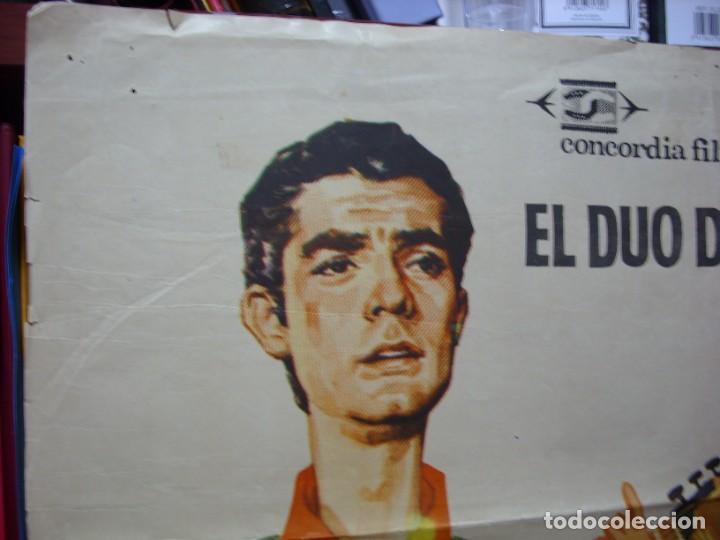 Cine: UNA CHICA PARA DOS 1966 ORIGINAL DUO DINAMICO- IMPORTANTE LEER DESCRIPCION VER FOTOS - Foto 4 - 248269165