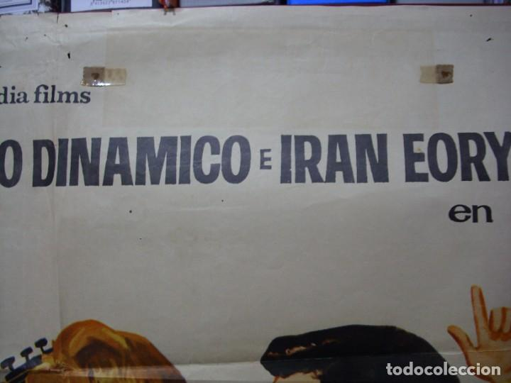 Cine: UNA CHICA PARA DOS 1966 ORIGINAL DUO DINAMICO- IMPORTANTE LEER DESCRIPCION VER FOTOS - Foto 5 - 248269165