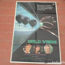 Cine: CARTEL POSTER DE CINE 70X100 MOVIE POSTER VER FOTO HIELO VERDE. Lote 249457030