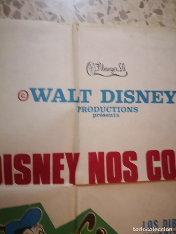 Cine: Cartel poster de cine si Disney nos contara - Foto 3 - 252714900