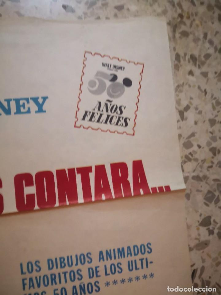Cine: Cartel poster de cine si Disney nos contara - Foto 4 - 252714900