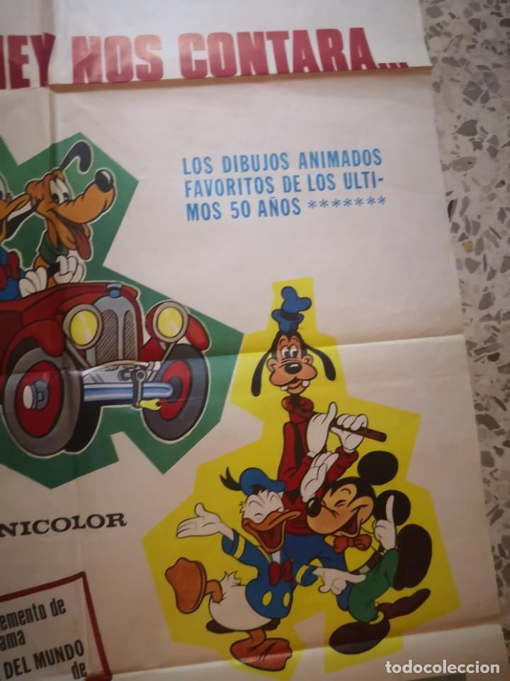 Cine: Cartel poster de cine si Disney nos contara - Foto 6 - 252714900