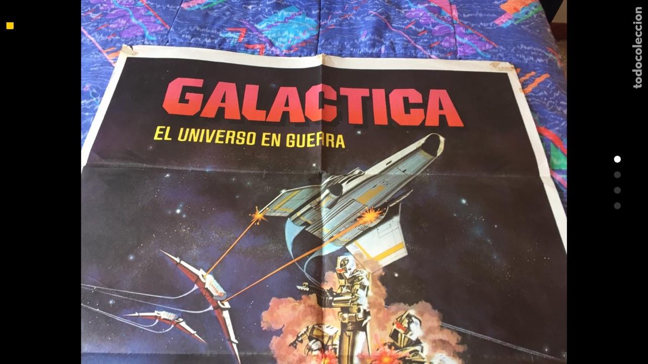 Cine: Cartelera de cine de la serie galáctica - Foto 4 - 253605320
