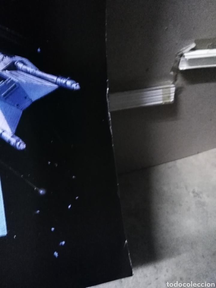 Cine: STAR WARS EL IMPERIO CONTRAATACA POSTER ORIGINAL 70X100 EDICION ESPECIAL - Foto 3 - 253981015