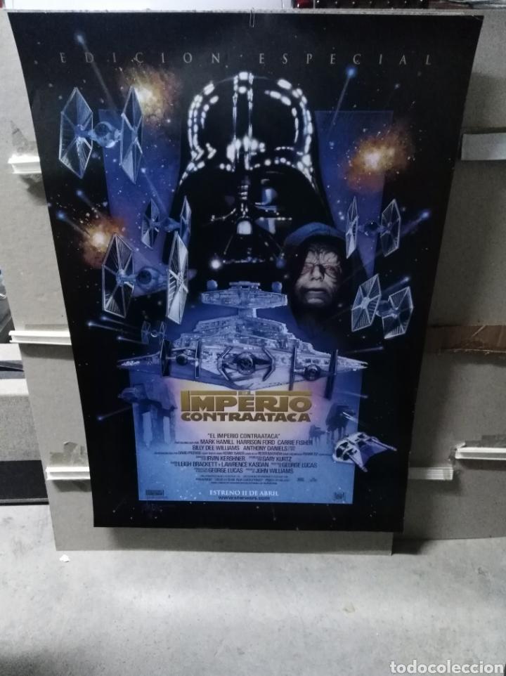 STAR WARS EL IMPERIO CONTRAATACA POSTER ORIGINAL 70X100 EDICION ESPECIAL (Cine - Posters y Carteles - Ciencia Ficción)