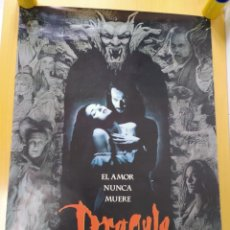Cine: POSTER DRACULA, FORD COPOLA. 88X61 CMS.. Lote 254225575