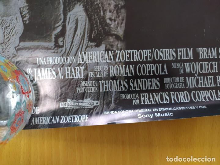 Cine: POSTER DRACULA, FORD COPOLA. 88X61 CMS. - Foto 7 - 254225575