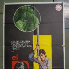 Cine: CDO 10073 EL PERISCOPIO JOSE RAMON LARRAZ LAURA GEMSER BARBARA REY JANO POSTER ORIG 70X100 ESTRENO. Lote 254596740