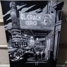 Cine: EL CRACK CERO JOSE LUIS GARCI POSTER ORIGINAL 70X100. Lote 254815645