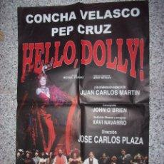 Cine: POSTER - HELLO, DOLLY! - CONCHA VELASCO - PEZ CRUZ.. Lote 254958980