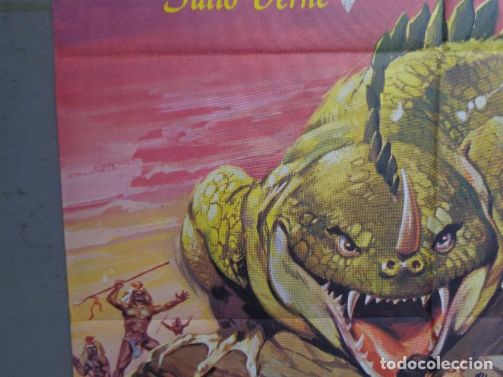 Cine: CDO K378 MISTERIO EN LA ISLA DE LOS MONSTRUOS JULIO VERNE PETER CUSHING POSTER ORIGINAL ESTRENO 70X1 - Foto 3 - 257470045