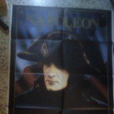 Cine: CARTEL DE CINE PELÍCULA NAPOLEON POSTER ORIGINAL 70X100 APROXIMADO ESPAÑOL1985. Lote 258799370