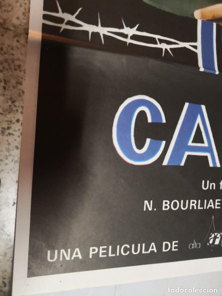 Cine: Poco visto Cartel poster de cine original Idilio de campaña de Piotr Todorovski cinema 2000 - Foto 2 - 259856695