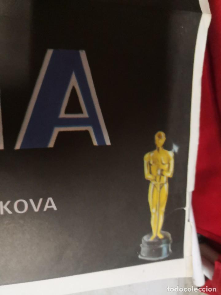 Cine: Poco visto Cartel poster de cine original Idilio de campaña de Piotr Todorovski cinema 2000 - Foto 3 - 259856695