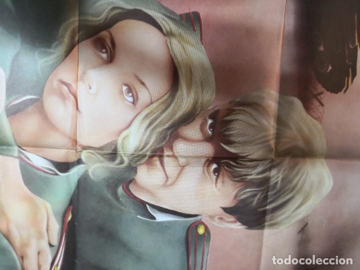 Cine: Poco visto Cartel poster de cine original Idilio de campaña de Piotr Todorovski cinema 2000 - Foto 7 - 259856695