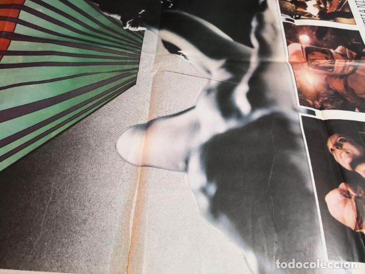 Cine: Cwrtel poster de cine original película miedo INSEMINOID - Foto 4 - 259856995