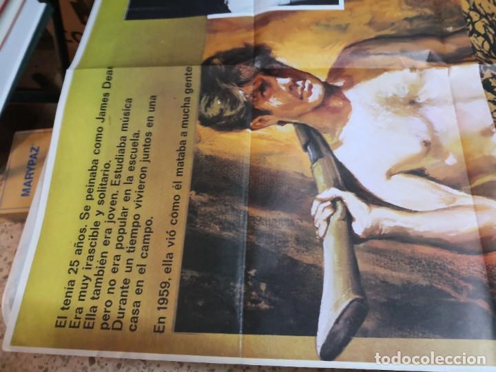 Cine: MALAS TIERRAS badlands MARTIN SHEEN TERRENCE MALICK MCP POSTER ORIGINAL 70X100 ESTRENO - Foto 2 - 259857440