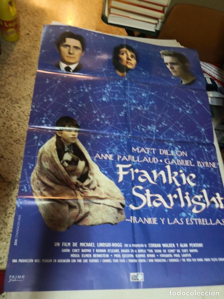 CARTEL POSTER DE CINE ORIGINAL FRANKIE STARLIGHT. FRANKIE Y LAS ESTRELLAS (Cine- Posters y Carteles - Drama)