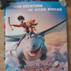 Cine: EL JINETE DEL DRAGON - APROX 70X100 CARTEL ORIGINAL CINE (L86). Lote 259939560