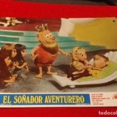 Cine: EL SOÑADOR AVENTURERO. Lote 260628010