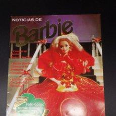 Cine: NOTICIAS DE BARBIE ESPECIAL NAVIDAD N.33 AÑO 1994. Lote 260649635