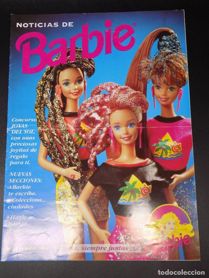 NOTICIAS DE BARBIE VERANO 1994 N.31 (Cine - Posters y Carteles - Infantil)